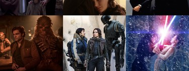 Star Wars: all the films in the saga ordered from worst to best