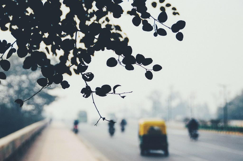 Nueva Delhi se está asfixiando en vivo y en directo: sus niveles de polución son 20 veces peores que los recomendados por la OMS