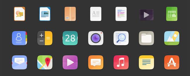 Suru Icon Theme 2