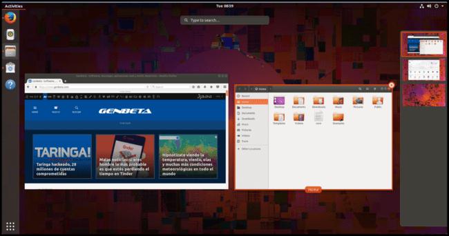Permalink to Cómo restablecer el escritorio de Ubuntu a su estado original con un simple comando