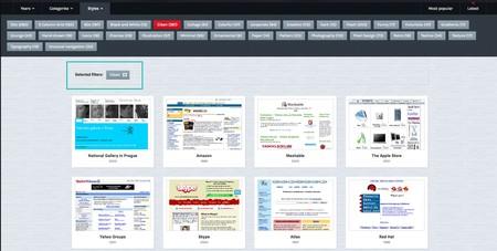 Window Y Gallery Web Design Museum