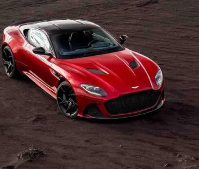 Filtradas Las Primeras Fotos Del Aston Martin Dbs Superleggera Y Su V12 Biturbo De 725 Cv