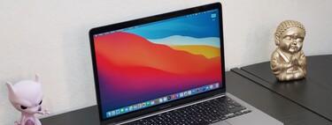 MacBook Pro con M1, la hemos probado: autonomía y potencia casi imbatible en las primeras laptops con Apple Silicon