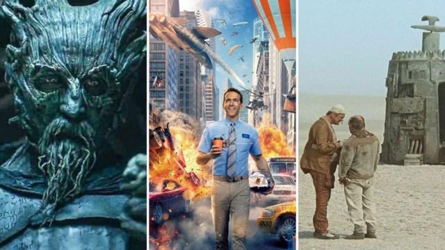 Todos los estrenos en octubre 2021 de Amazon, Filmin y Disney+: 'El Caballero Verde', 'Free Guy', ciencia-ficción rusa y más