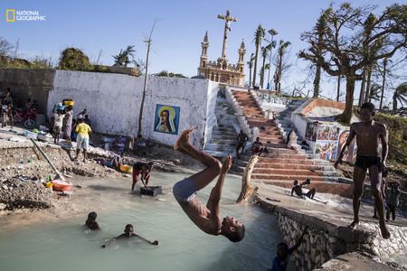 Haiti Diving Hurricane