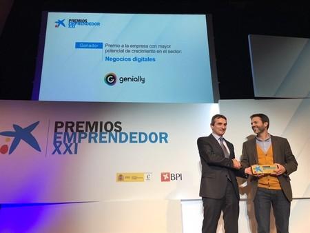 Premios Emprendedor Sxxi Caixa