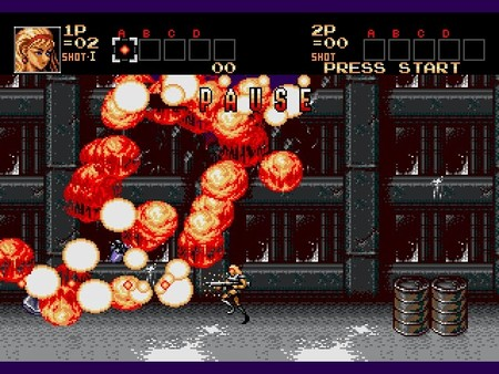 Contra Hard Corps010