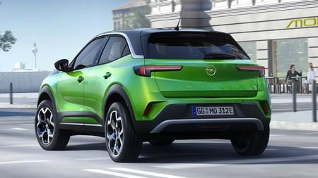 Opel Mokka Rear