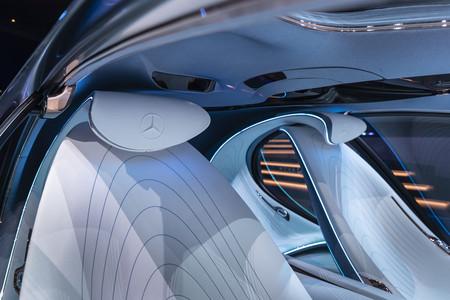 Mercedes Benz Vision Avtr 5