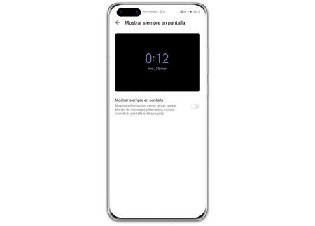 Huawei P40 Pro 02 Pantalla Ambiente