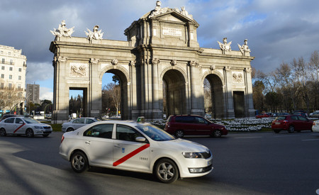 Taxi Madrid S