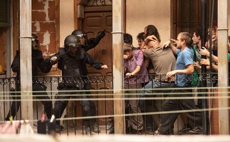 Escena Antidisturbios