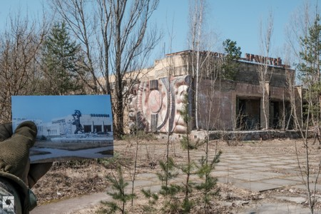 Pripyat Then And Now Prometheus Cinema