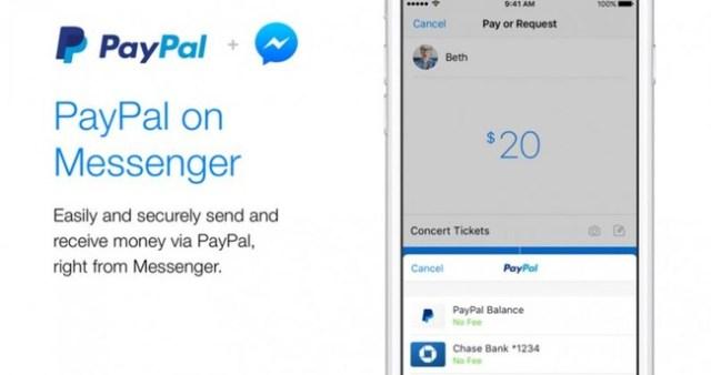 Paypal Messenger