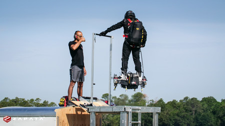 Zapata Flyboard Air 12