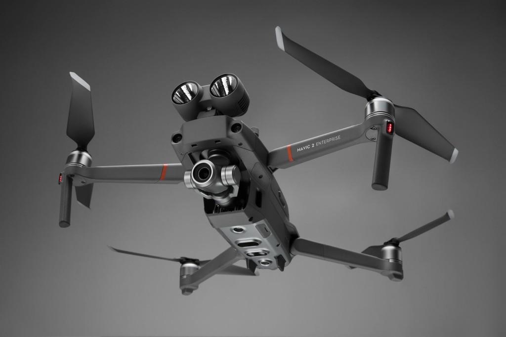 Permalink to DJI Mavic 2 Enterprise: un drone ahora con capacidades para búsqueda y rescate dirigido a empresas y gobiernos