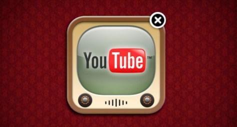 YouTube iOS 6
