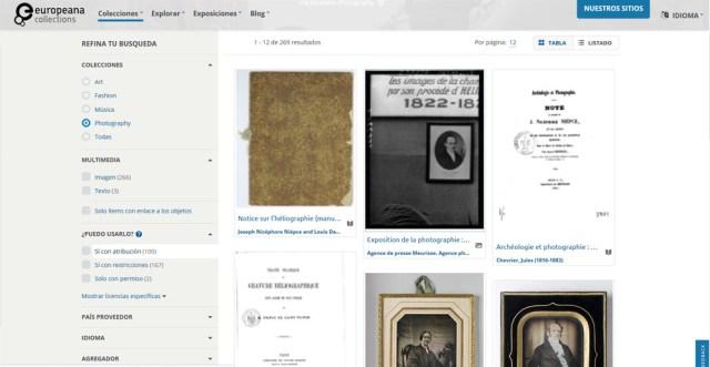 Europeana Photography 2