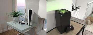 Cómo encajar las nuevas Xbox Series X y PS5 en la decoración del salón: preguntamos a profesionales del interiorismo y estilo