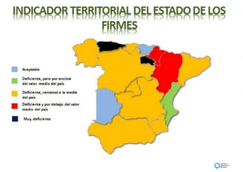 Estado Carreteras Espanolas