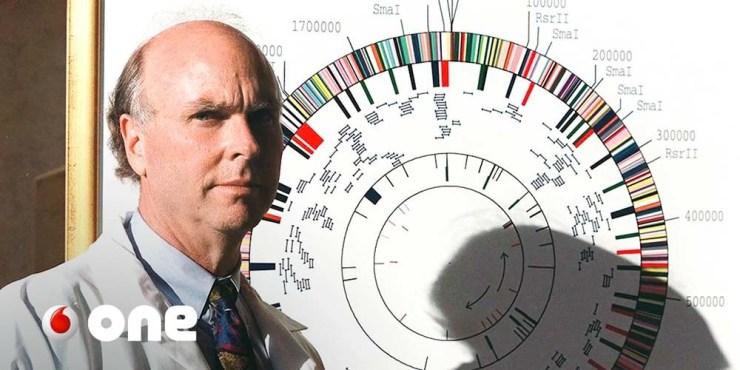 Craig Venter, uno de los responsables de la primera secuenciación del genoma