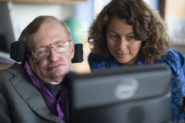Hawking With Intel Principal Engineer And Project Lead Lama Nachman 1024x683