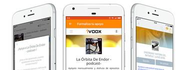 iVoox quiere ser el Patreon de los podcasts en español que quieren cobrar