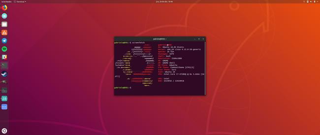 Ubuntu 18 Bionic Beaver