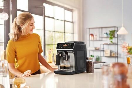Cafetera Espresso Philips Serie 5400 Lifestyle02