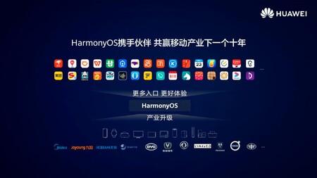 Huawei plant, Harmony OS auf 100 Millionen Geräten und mit 40 verschiedenen Marken zu vertreiben