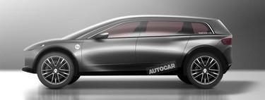 Surgen nuevos detalles del ambicioso y misterioso coche eléctrico de Dyson: un SUV compacto todoterreno de gama premium