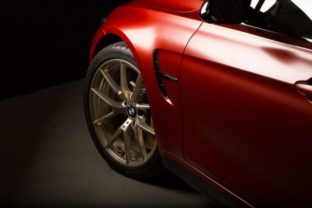 BMW M3 treinta Years