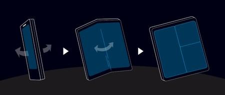 Plegable de Samsung