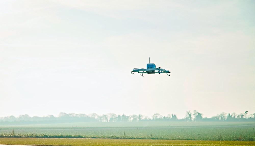 Amazon Dron 02