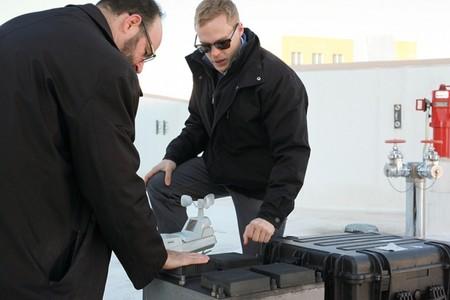 Diese Ingenieure haben ein Gerät entwickelt, das Energie aus der Luft erzeugen kann