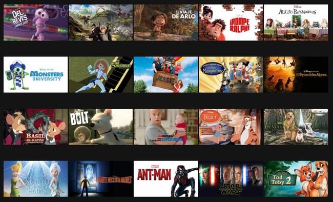 Permalink to Netflix seguirá ofreciendo películas de Disney, Marvel y Star Wars en España y Latinoamérica