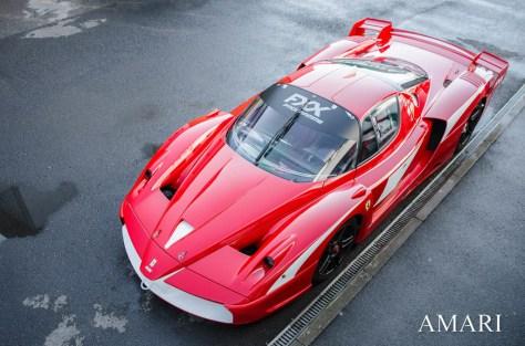 Ferrari Fxx Evoluzione Stradale 030