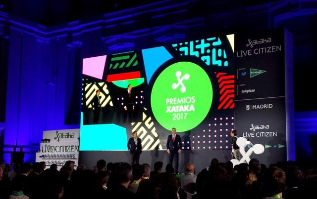 Premios Xataka 2017