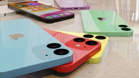 """Ein """"Render"""" untersucht die Farben des 5,4-Zoll-iPhone 12, die wir im September erwarten"""
