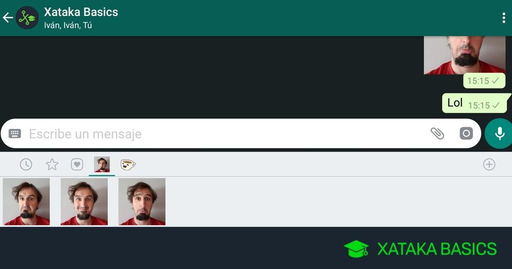Cómo inventar tus propios stickers para WhatsApp(mensajeria) en Android®