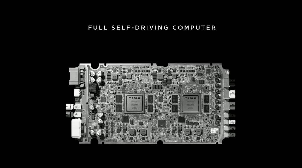 Tesla Full Self-Driving: así es el nuevo super ordenador que traerá la