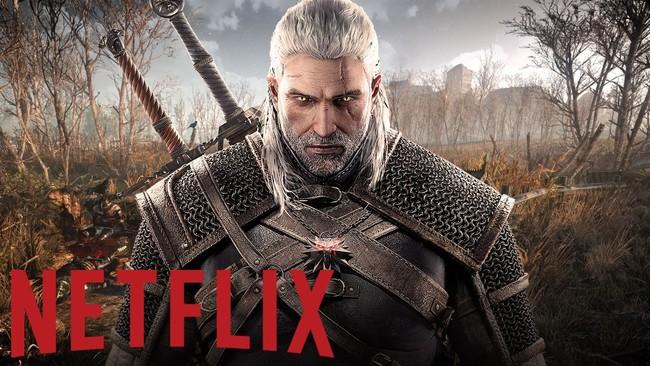 Geralt Netflix