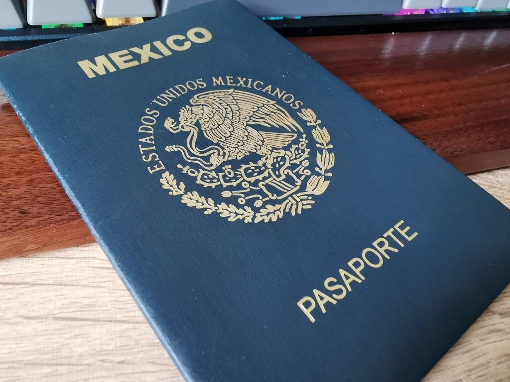 La emisión de pasaportes en Ciudad de México queda suspendida