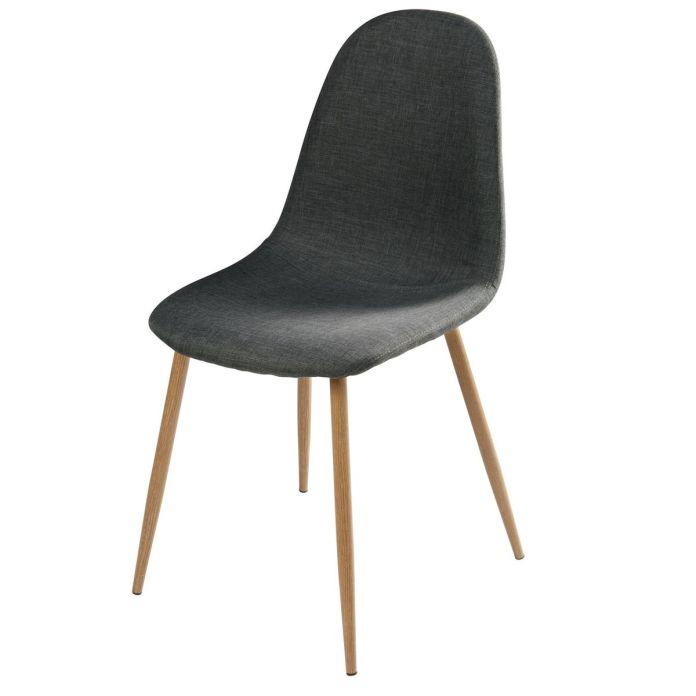 Scandinavian gray chair