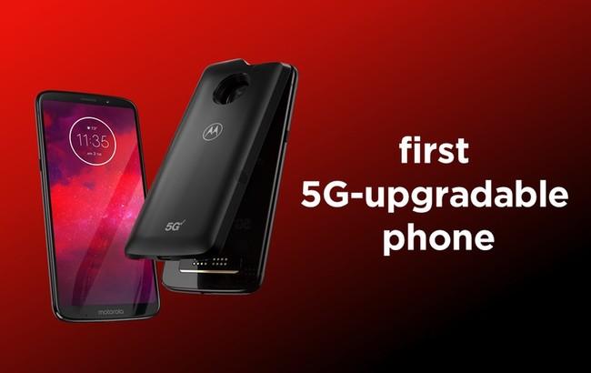 Permalink to Motorola Moto Z3, ya está aquí el primer flagship que nos promete estar listo para las redes 5G