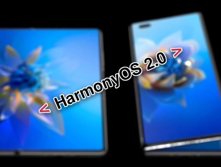HarmonyOS llegará a los móviles de Huawei en abril de 2021: empezarán por los buques insignia y el Mate X2 será el primero