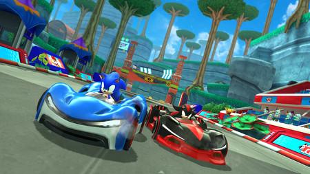 Apple Introduces Apple Arcade Sonic Racing 03252019