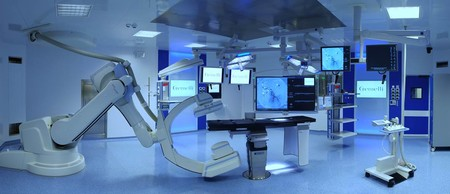 Hybrid Operating Theatre Gemelli Rome