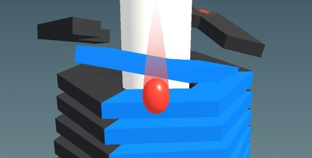 Stack Ball: así es el fácil y adictivo juego que ya se han descargado millones de personas en iOS℗ y Android