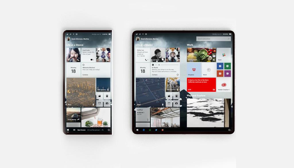 Permalink to Surgen más detalles sobre Windows Core OS, el sistema operativo de Microsoft para un futuro plegable y dual